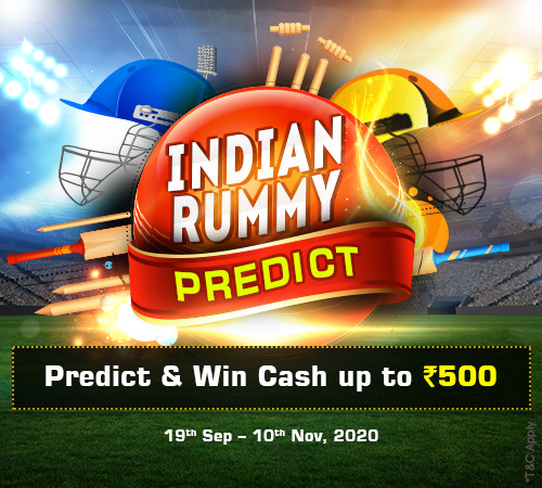 Indian Rummy Predict