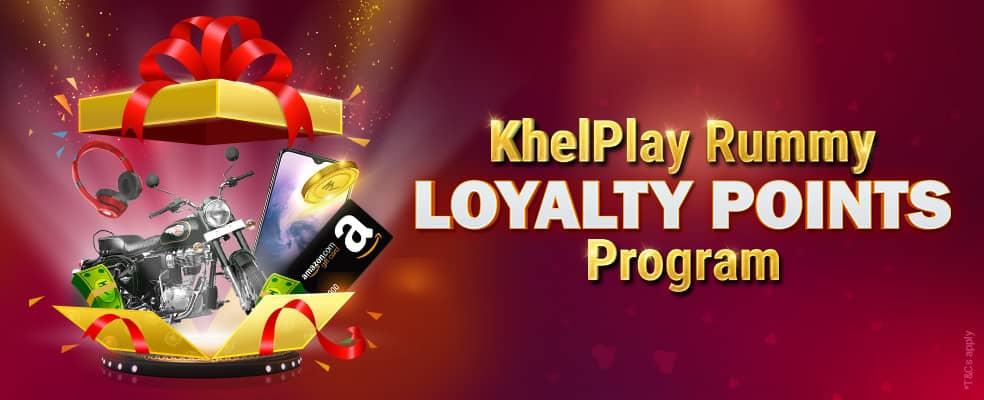 KhelPlay Loyalty Points Program