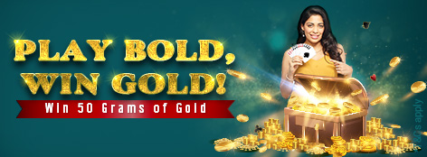 Play Bold, Win Gold!