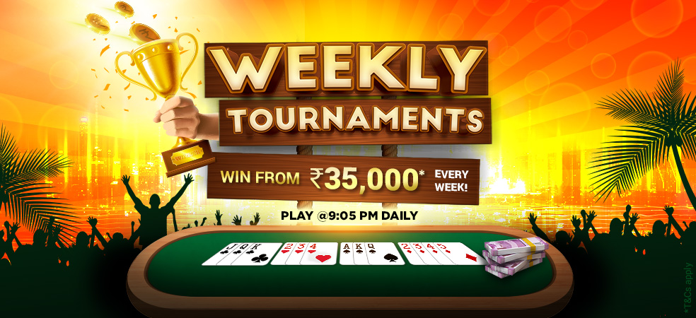 Weekly Tournaments