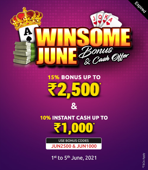 A Winsome June Offer