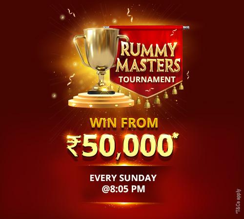 Rummy Masters Tournament