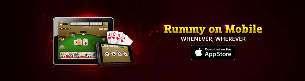button to download khelplay rummy app from appstore
