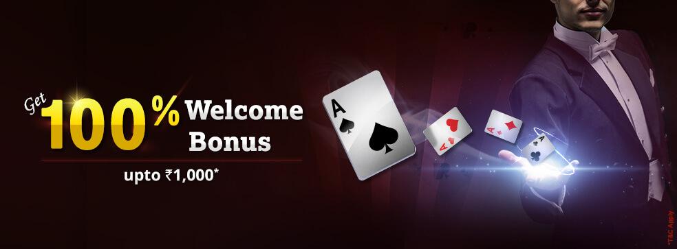 First Deposit Bonus