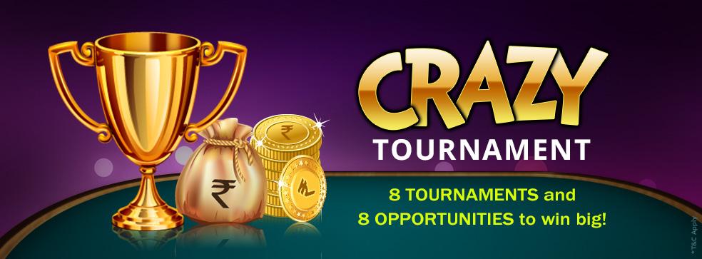 Crazy Tournament