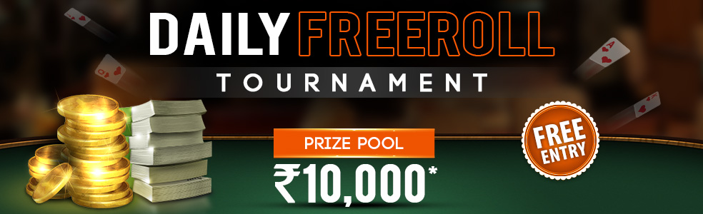 Daily Freeroll Tournament