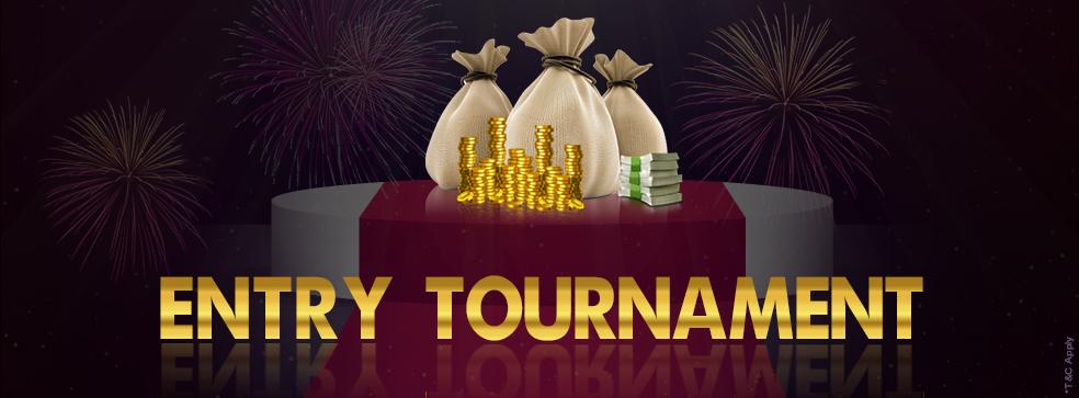 Entry Tournament