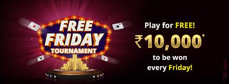 Free Friday Tournament