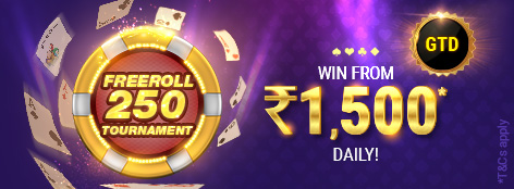 Freeroll 250 Tournament