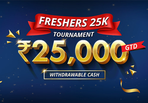 JFreshers 25K Tournament