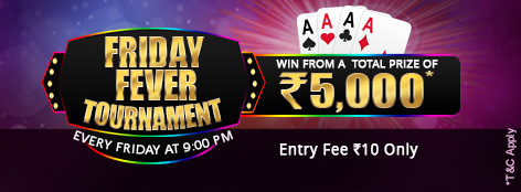Friday Fever Tournament