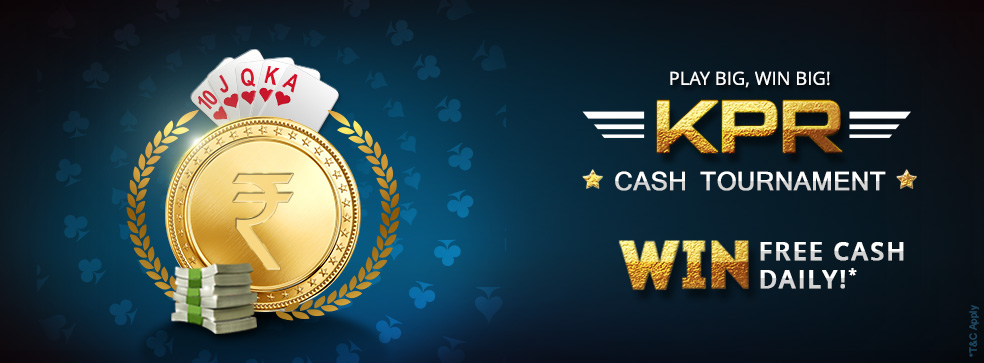 khelplay rummy cash tournament