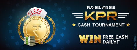 KhelPlay Cash Card Tournament
