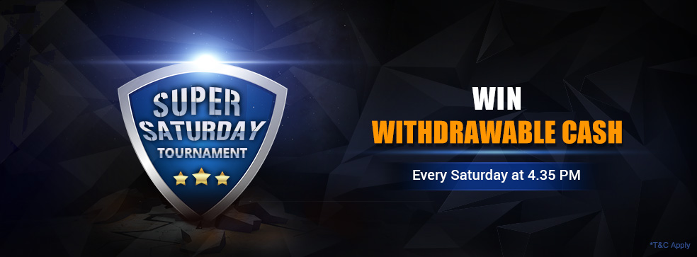 Super Saturday Tournament