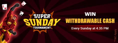 Super Sunday Tournament