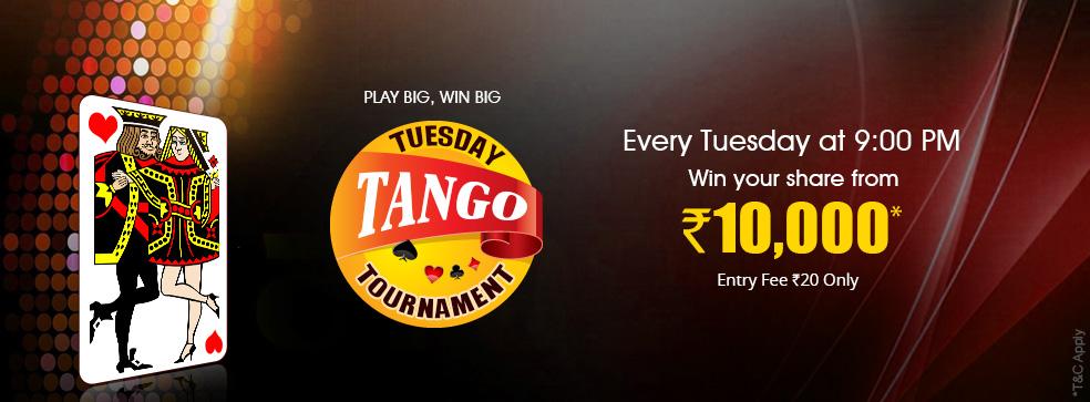 tuesday tango tournament
