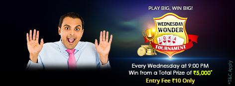 Wednesday Wonder Tournament