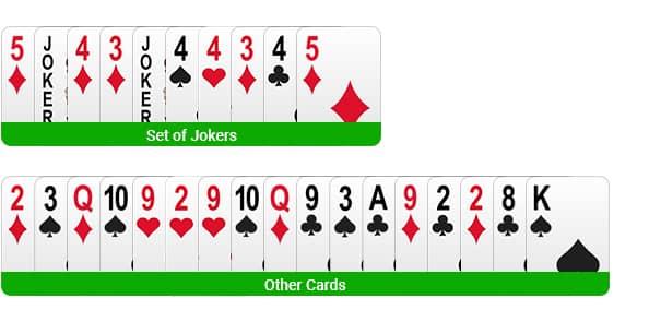 27 Card Rummy Rules