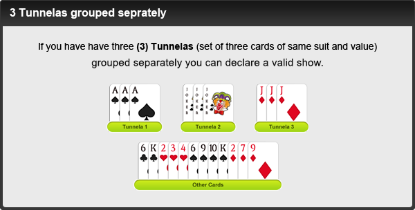 rummy rule number four